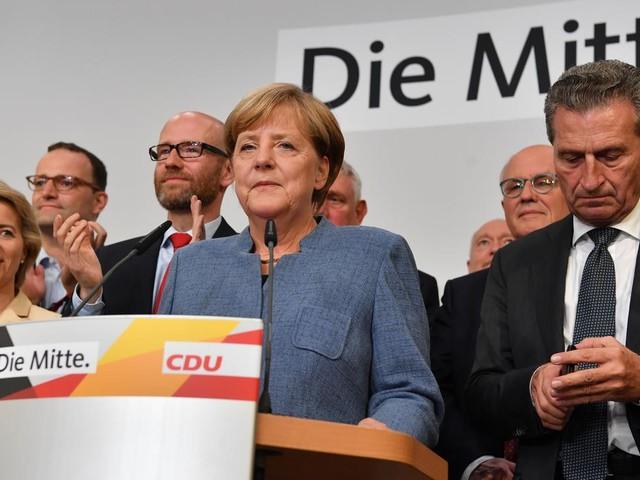 Merkel machts. Kommt jetzt Jamaika?