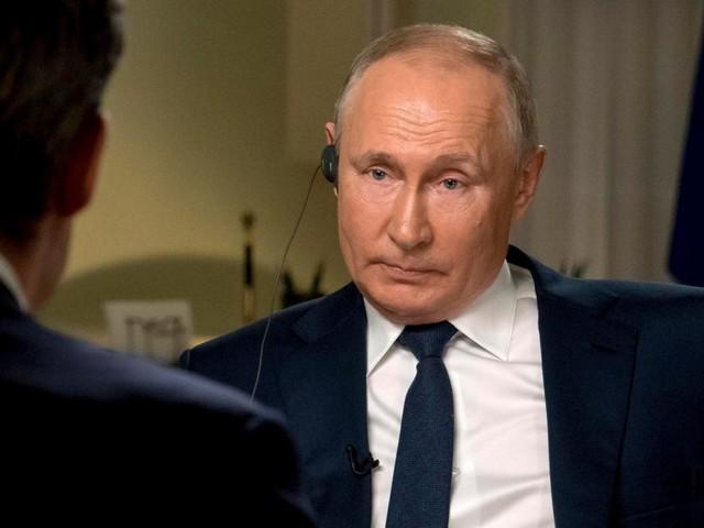 """""""Wo sind die Beweise?"""" Putin dementiert russische Hackerangriffe auf die USA"""