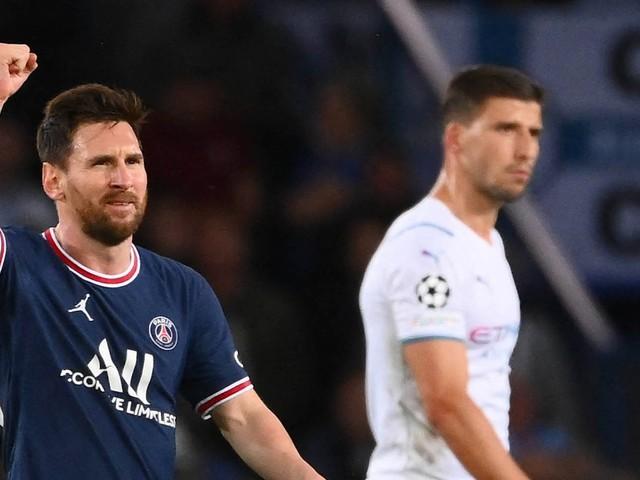 Champions League: Messi entscheidet das Gigantenduell