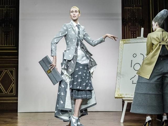 Die New York Fashion Week ist live und in Farbe zurück