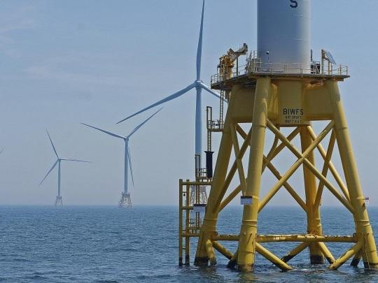 Erneuerbare Energien - Biden-Regierung genehmigt ersten großen Windpark vor US-Küste