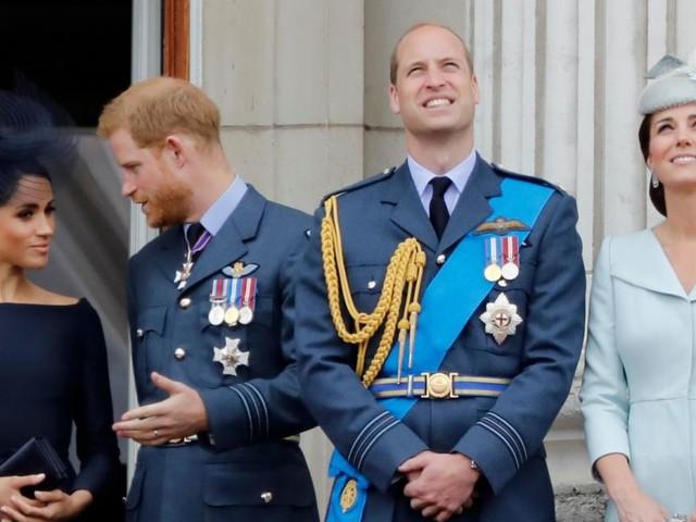 William und Kate: Einblicke in geheime Telefonate mit Meghan und Harry