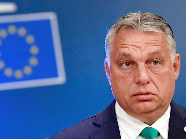 EU-Konflikt um Werte: Nach Regenbogen-Diskussion - Orban sagt Reise nach München ab