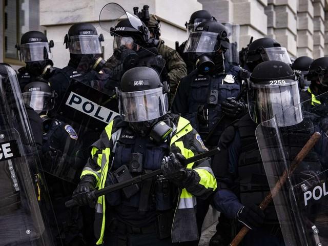 Washington: Zwei weitere Polizisten haben nach dem Sturm auf das Kapitol Suizid begangen