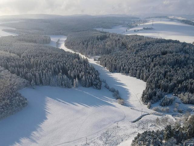 Eine Wanderung zu den Gipfeln im Biosphärenreservat Thüringer Wald