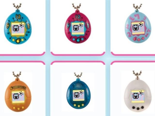 Tamagotchi: Das Elektronikspielzeug kehrt zum 20-jährigen Jubiläum wieder zurück - zunächst in den USA