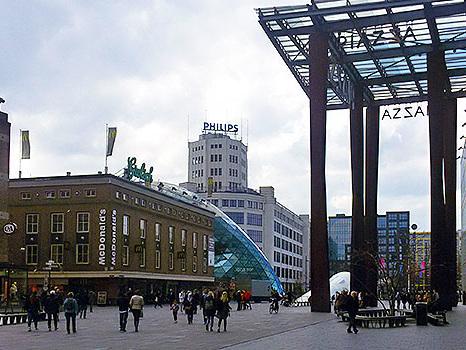 Eindhoven, die Hauptstadt von Dutch Design