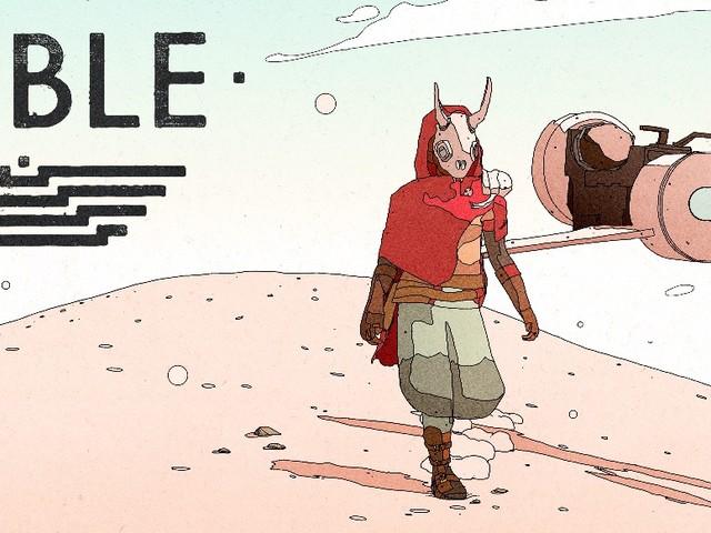 Sable: Open-World-Erkundungsspiel mit Hoverbike für PC und Xbox gestartet