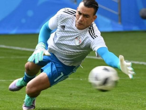 45 Jahre und 161 Tage: Ägyptens Torwart Al-Hadari stellt WM-Altersrekord auf