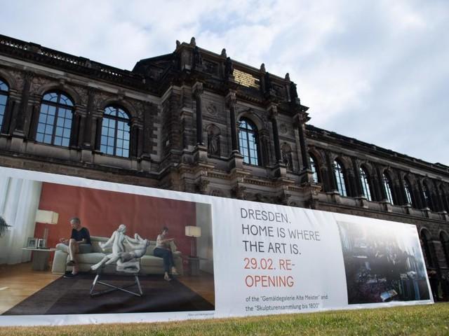 Neueröffnung Gemäldegalerie: Dresden feiert seine Alten Meister