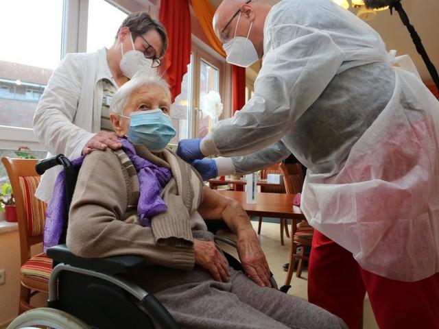 Ziel verfehlt: Noch nicht alle über 65 geimpft