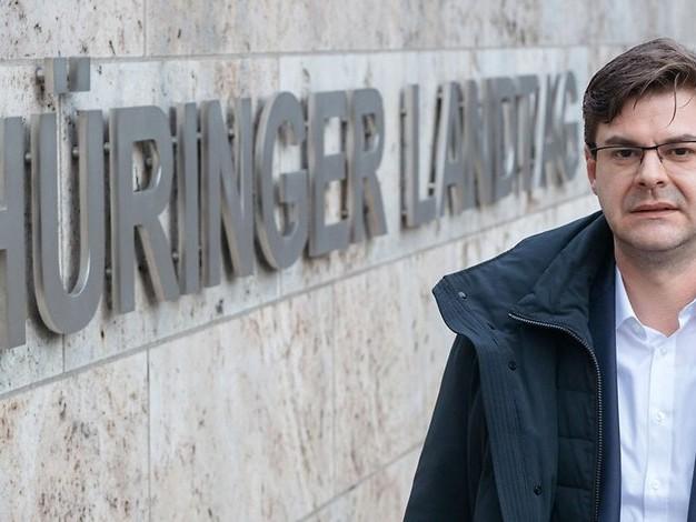 Thüringen: AfD-Kandidat für Amt des Regierungschefs kommt nicht selbst zur Wahl