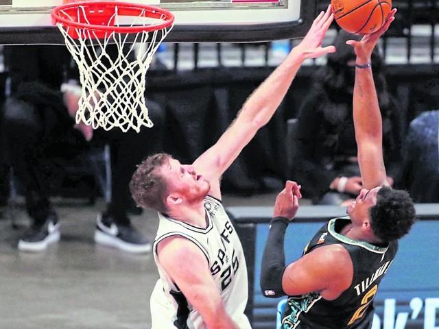 NBA: Pöltl zieht positive Bilanz nach bisher bester Saison