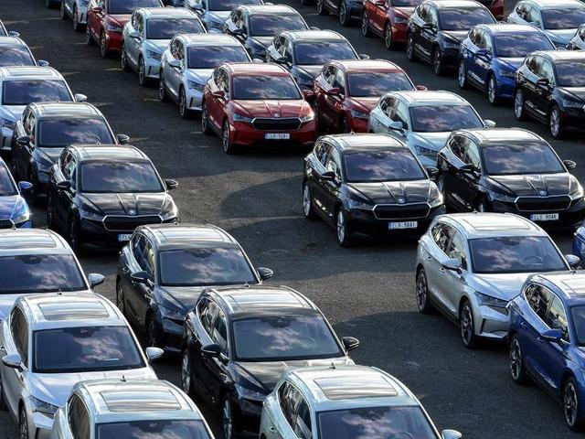 VW-Tochter Skoda setzt die Produktion für einen kurzen Zeitraum aus