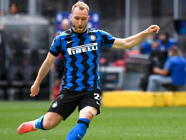 Inter Mailand: Christian Eriksen darf mit Defibrillator nicht mehr in Italien spielen