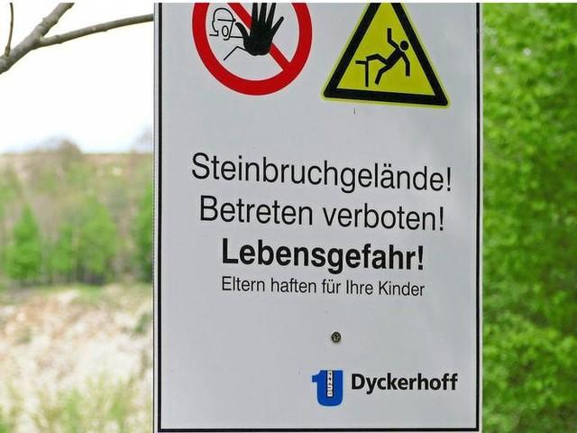 """Münsterland: """"Wir geben uns Mühe, das in den Griff zu bekommen"""""""