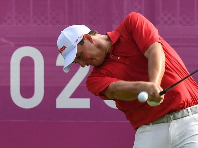 """""""Ziel ist Gold"""": Österreicher Straka nach Startrunde im Golf voran"""