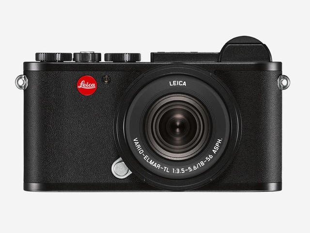 Kameras | Leica CL mit hochauflösendem Bildsensor und Retro-Design