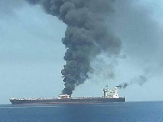 Wer steckt hinter Attacke auf den iranischen Tanker?