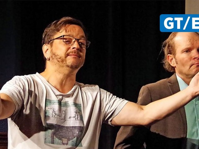 17. Internationale Göttinger Impro-Festival: Lars Wätzold und Stefan Graën von der Comedy Company geben Ausblicke