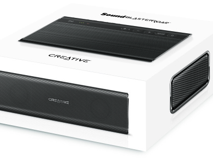 Creative Sound Blaster Roar SR20A Test / Review: Mobile Partybox