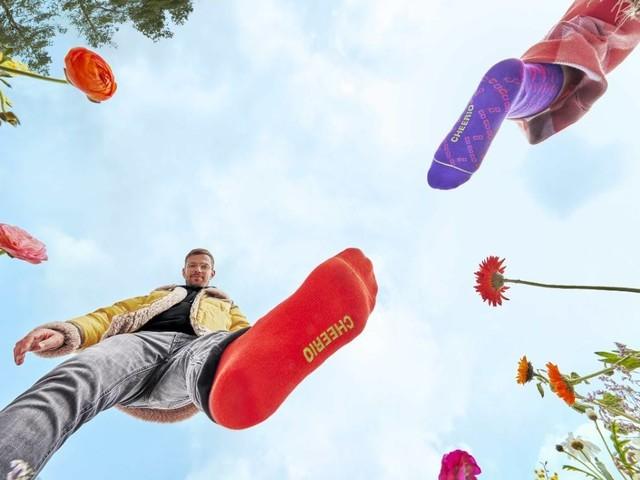 Wie die neue Sockenmarke Cheerio durch ein Waldprojekt ihren CO2-Fußabdruck verringert