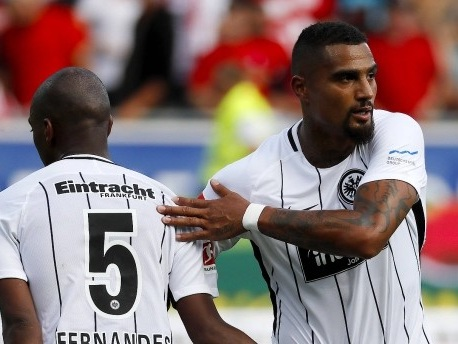 Eintracht Frankfurt: Falette macht Tempo