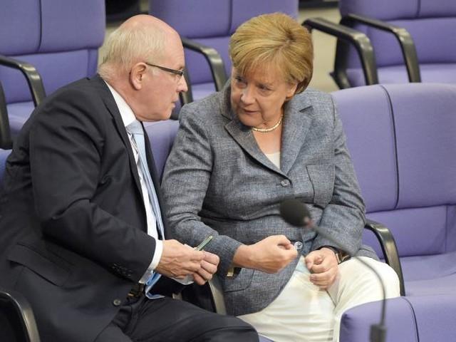 CDU/CSU im Bundestag: Kauder abgewählt - Brinkhaus neuer Fraktionschef