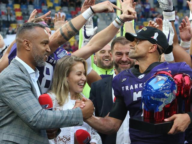 Mehrsport: Krimi gegen Hamburg: Frankfurt 1. EFL-Sieger
