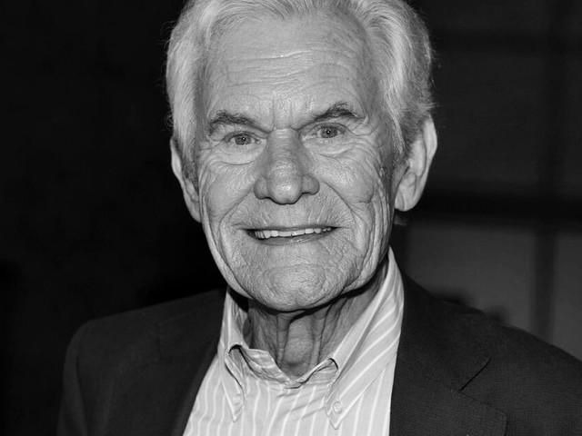 """Ex-""""Tagesschau""""-Sprecher Wilhelm Wieben im Alter von 84 Jahren gestorben"""