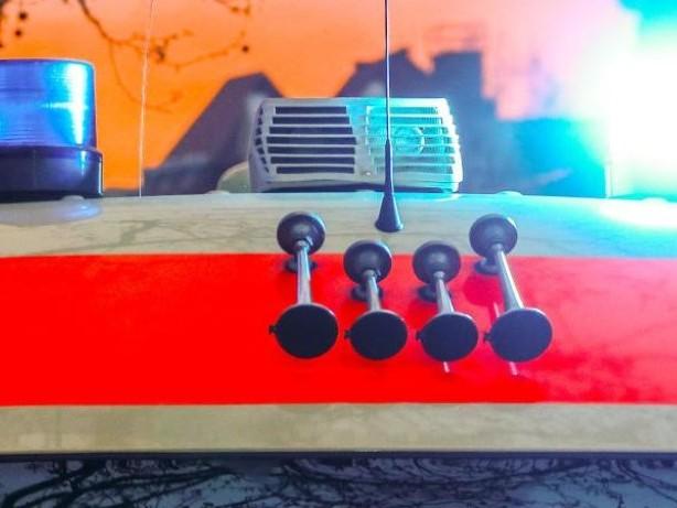 Gesetz der Straße: Lautes Auto keine Entschuldigung für Martinshorn-Überhören