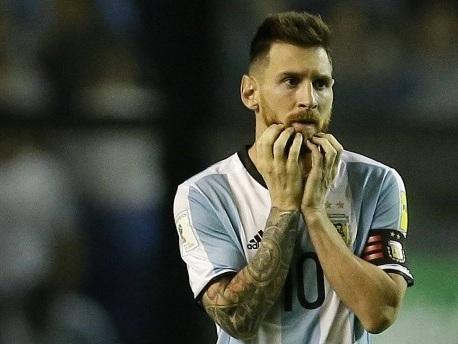 WM-Qualifikation: Argentiniens große Angst vor dem Aus