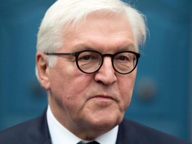 Ländliche Regionen im Blick: Bundespräsident Steinmeier bei Grüner Woche