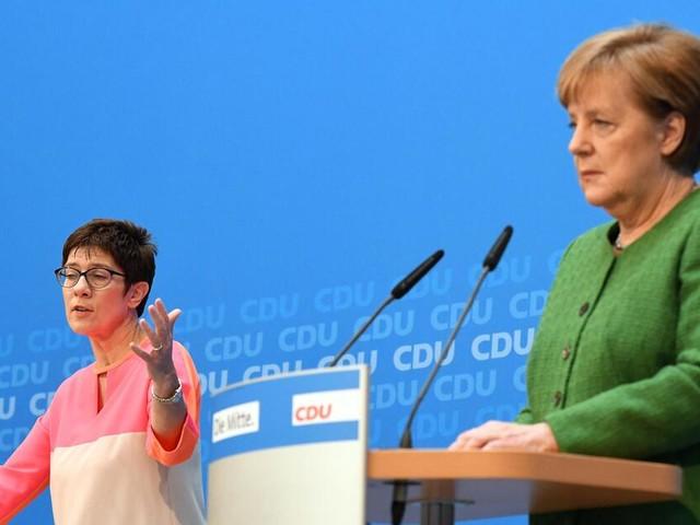 Neue CDU-Generalsekretärin: Kramp-Karrenbauer ist ein Coup für die Kanzlerin