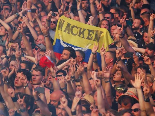 Totes Baby entdeckt, Mutter bei Wacken-Festival festgenommen