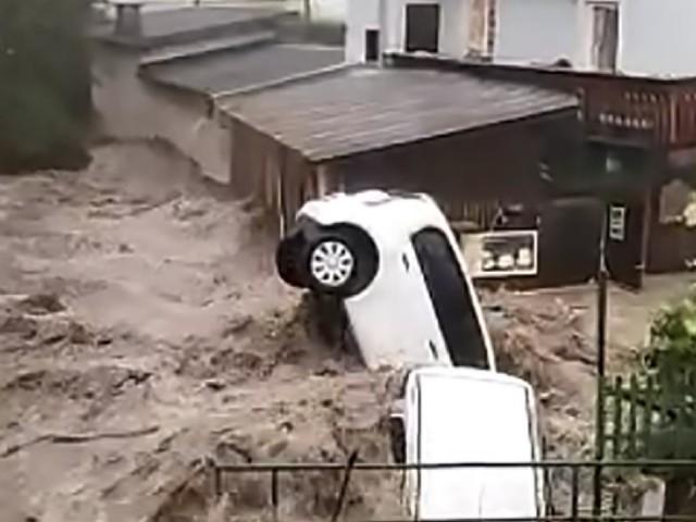 Was tun bei Hochwasser?