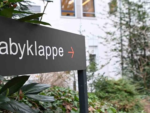 Umbauarbeiten am Marienhospital: Babyklappe bleibt zwei Jahre geschlossen