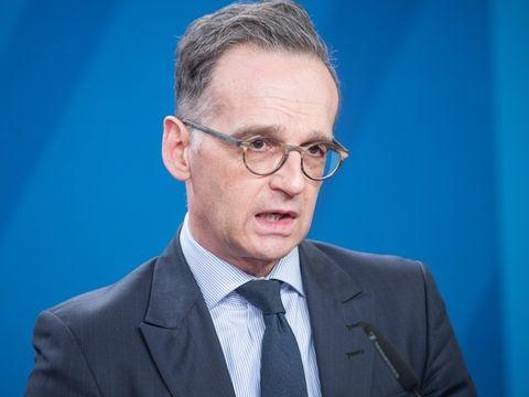 """Sicherheitspolitik: Maas nennt neue US-Allianz """"irritierend"""" und """"ernüchternd"""""""