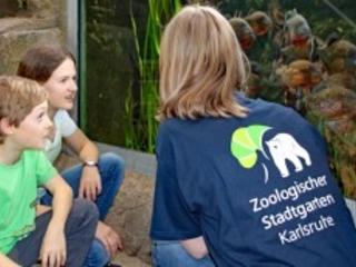 Halloween 2017 im Zoo Karlsruhe: Spaßiges Halloween-Programm für Kinder am 30. Oktober