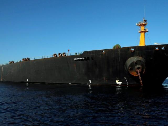 Iranischer Öltanker hat Gibraltar verlassen