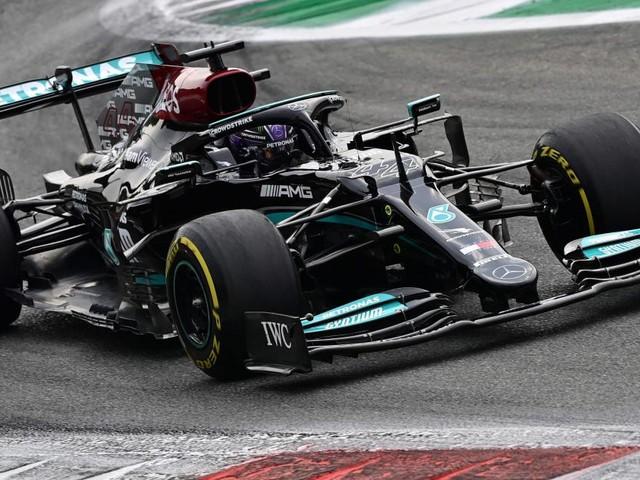 Weltmeister Hamilton im ersten Monza-Training klar vor Verstappen
