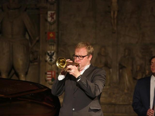 Quartett huldigt Louis Armstrong