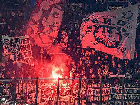 Europa League: Pyro-Ärger: SGE-Ultras tadeln sich selbst