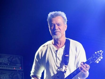 Promi-Geburtstag vom 26. Januar 2020: Eddie van Halen