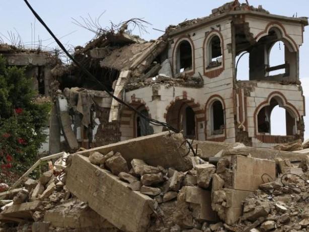 Angriff Saud-Arabiens: Schwere Luftangriffe im Jemen