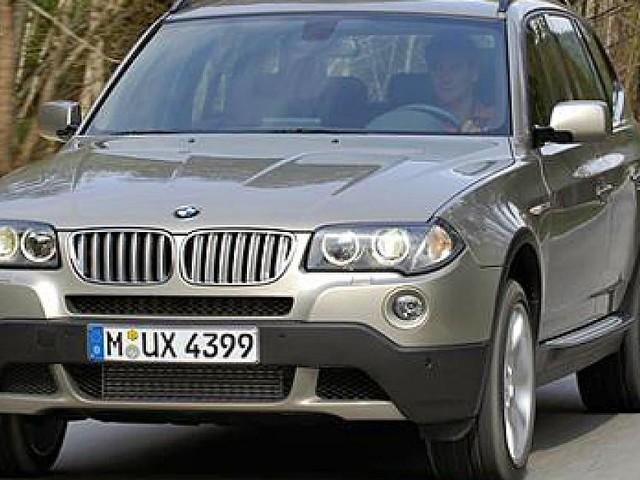 BMW X3 Facelift - Stärker und schöner