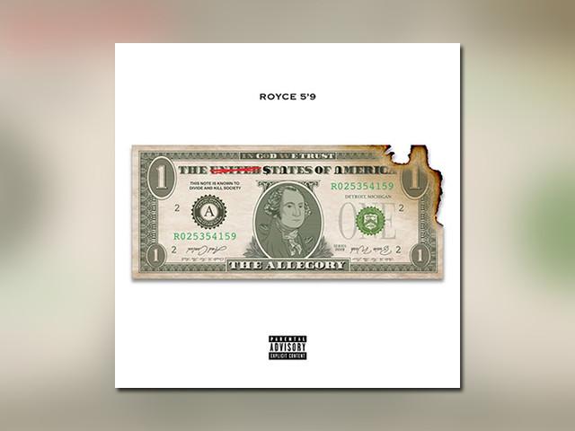 """Royce 5'9 veröffentlicht selbstproduziertes Album """"The Allegory"""" // Full Streams"""