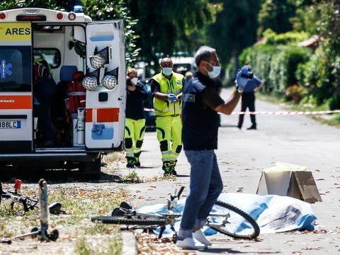Kriminalität: Drei Menschen bei Rom erschossen