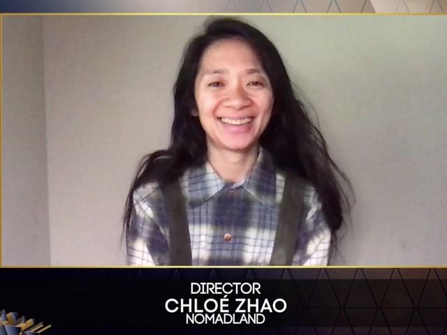 Britischer Filmpreis Bafta: »Nomadland« von Chloé Zhao als bester Film ausgezeichnet