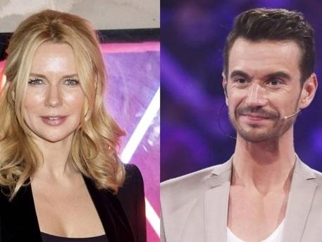 Veronica Ferres singt für Florian Silbereisen